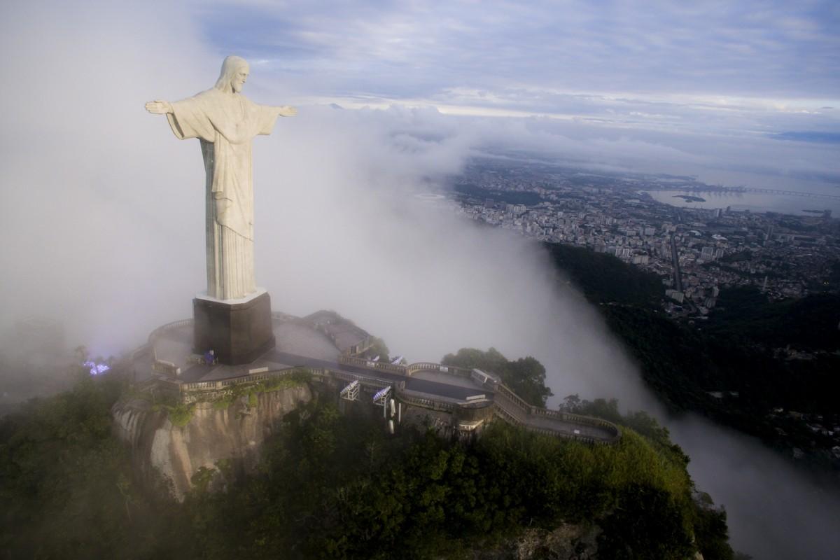 Christ The Redeemer, Rio de janeiro / Brasil