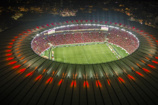 Maracana Stadium, Rio de janeiro, Brasil