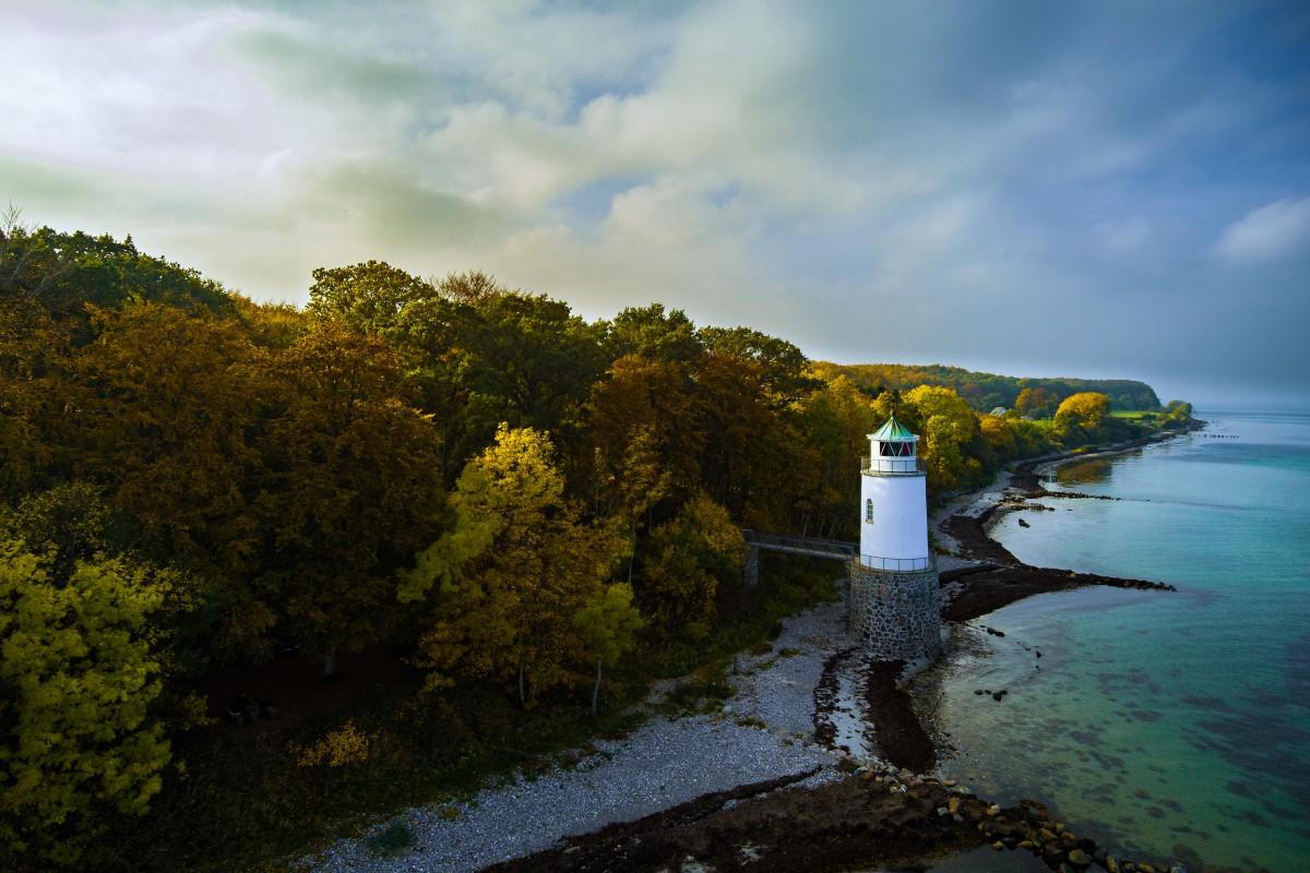 Taksensand lighthouse