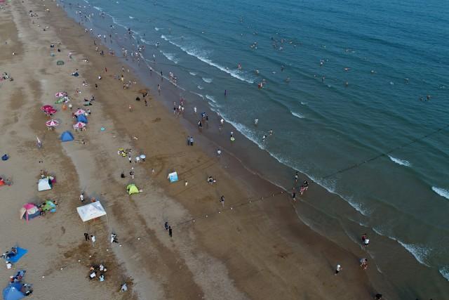 QingDao Seaside.