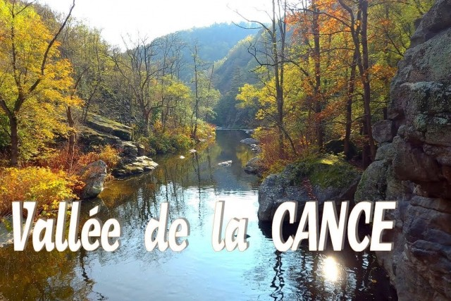 Cance river magic !