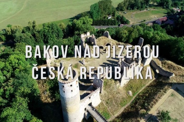 Castle Zvířetice, Bakov nad Jizerou, Czech Republic