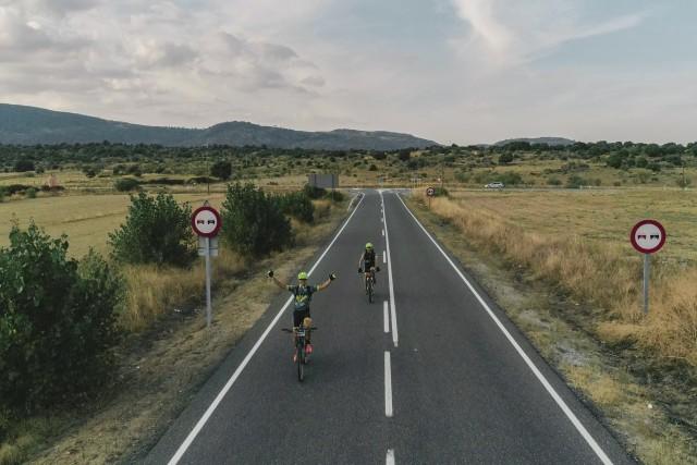 Ciclistas