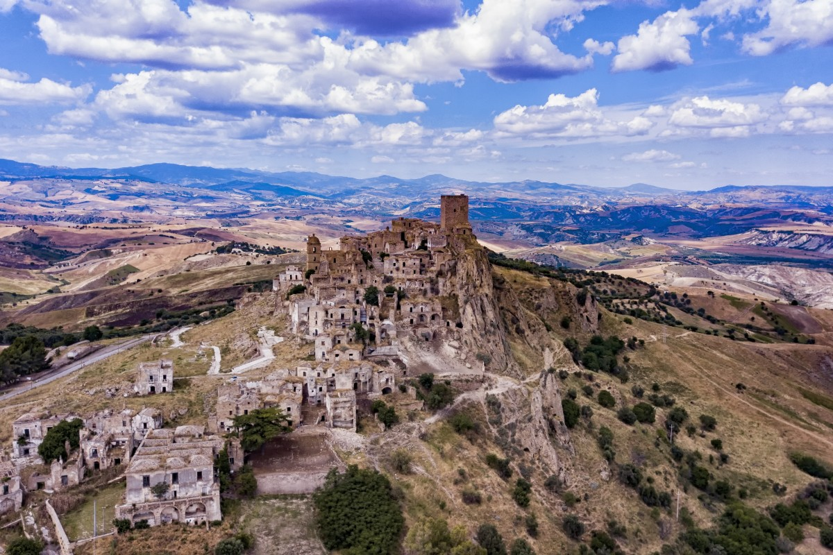 Craco the the silence of the stones