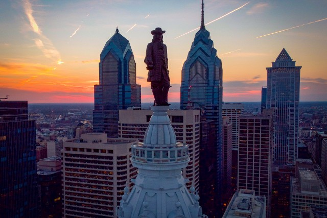 Watchful William Penn
