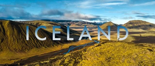Highlands of Iceland | Mavic 2 Pro
