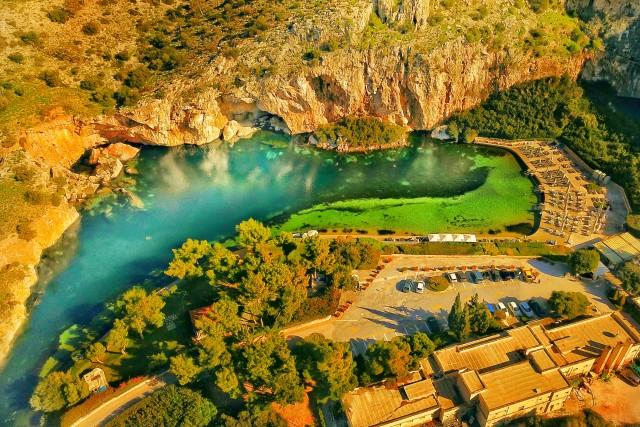 Vuliagmeni Lake
