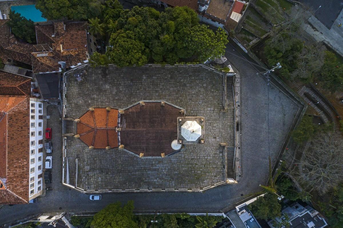 Outeiro da Gloria, Rio de Janeiro