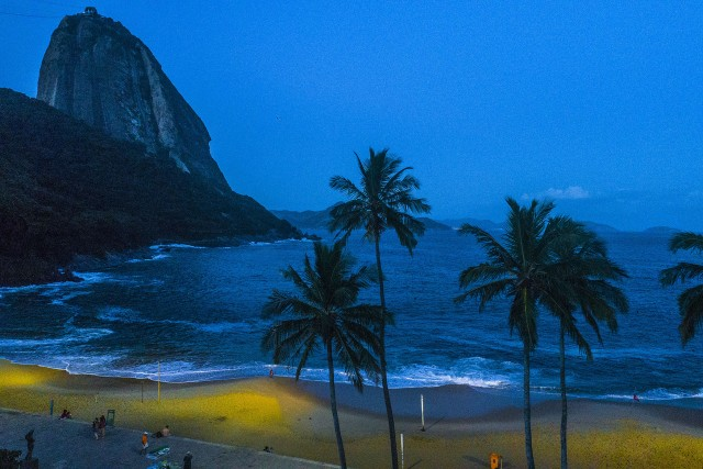 Vermelha Beach, Rio de Janeiro