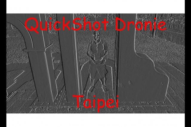 QuickShot Dronie on Mavic 2 Zoom