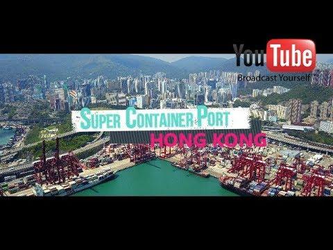 Super Terminal Port – Hong Kong