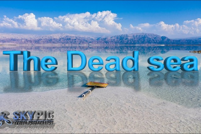 The amazing Dead sea