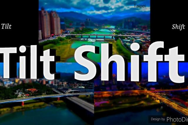Tilt Shift – Mavic 2 Zoom