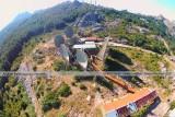 Dismissed Usaf base in Mount Limbara ( Sardinia )