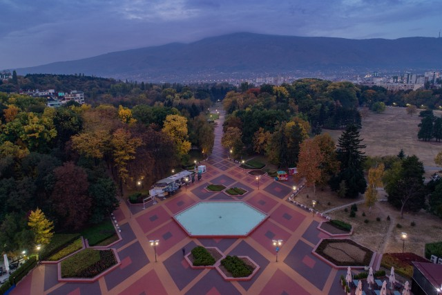 From South park to Vitosha mountain