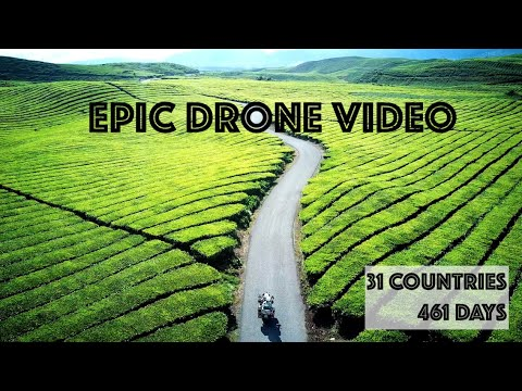 Around the World by Drone – Mavic Pro