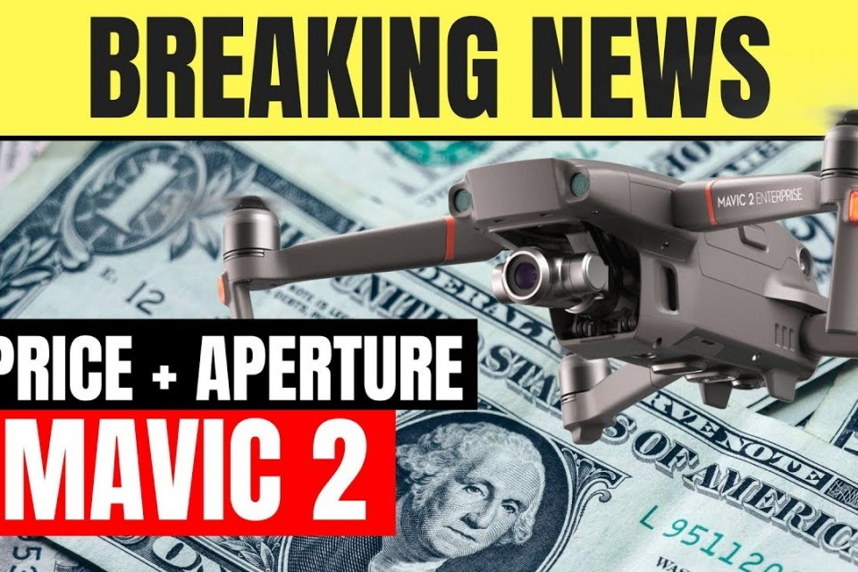 Mavic Pro 2 Price – Will it have VARIABLE APERTURE?