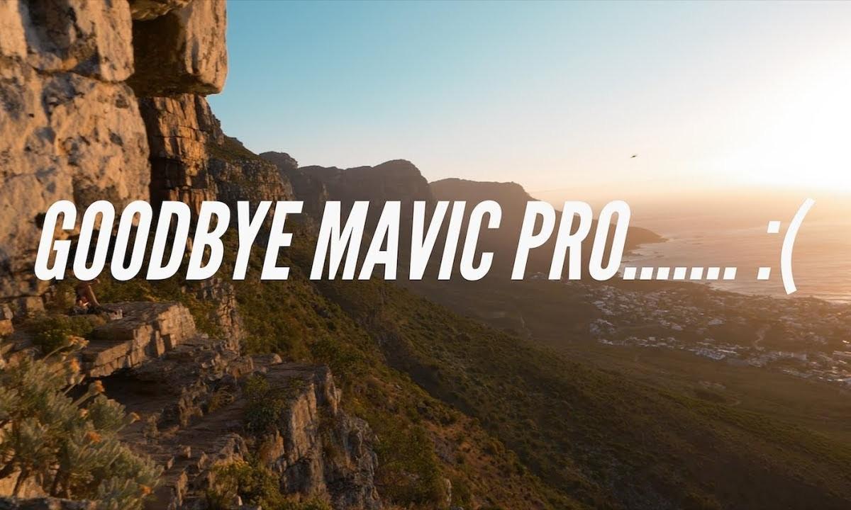 I need your help… Table Mountain has my Mavic Pro Drone!