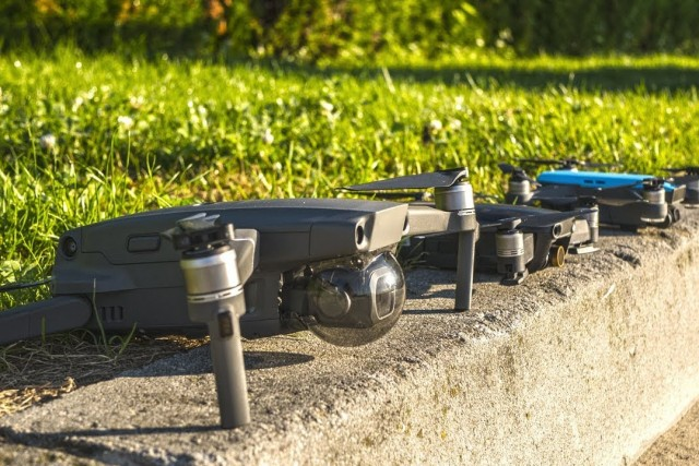 DJI Mavic 2 Pro vs DJI Mavic Air vs DJI Spark (Video Comparison)