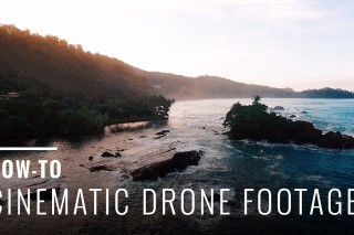 How to make drone footage look better