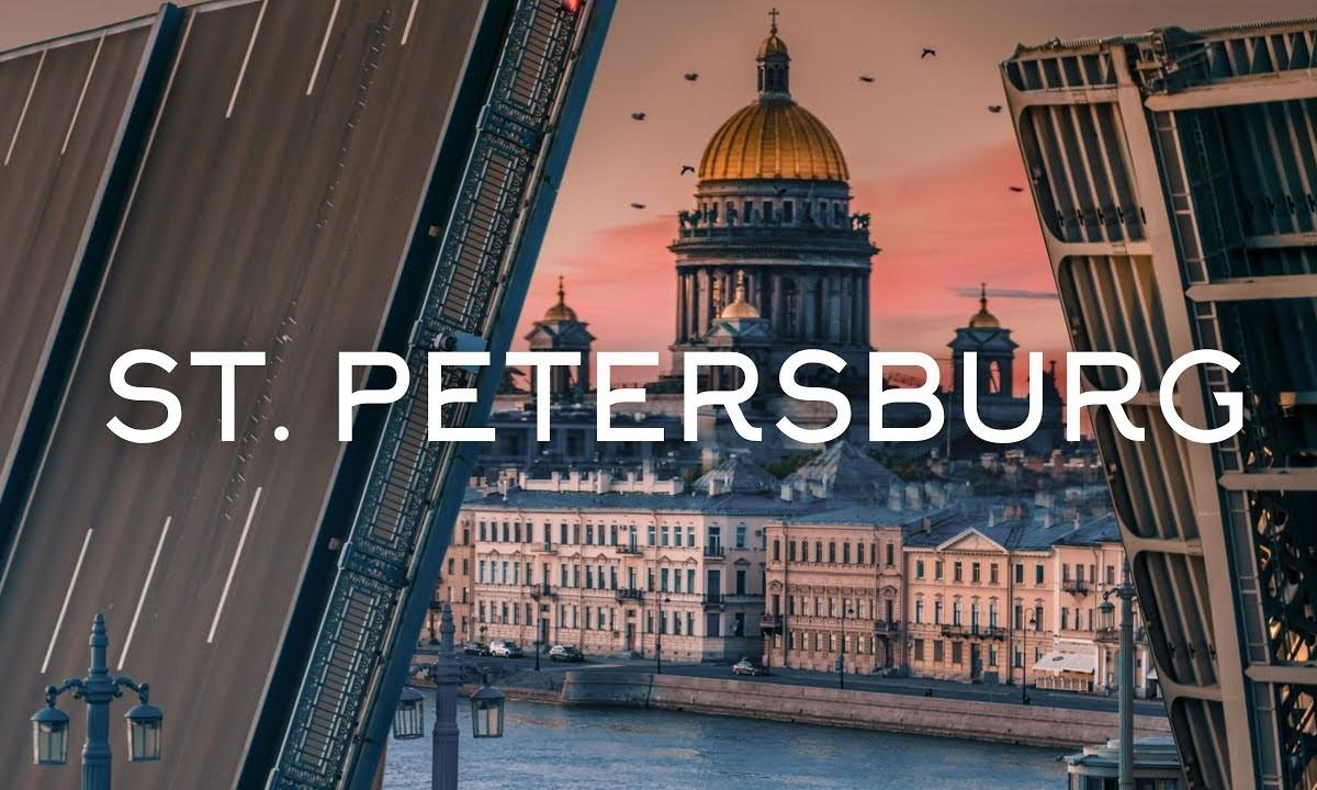 The city of white nights – Saint Petersburg drone video Timelab.pro// Город белых ночей, аэросъемка