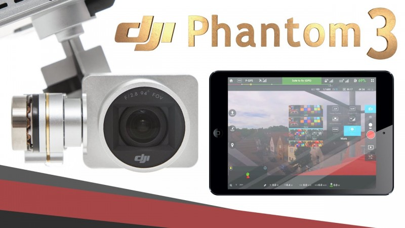 DJI PHANTOM 3   Best camera settings for filming aerials   Tom's Tech Time
