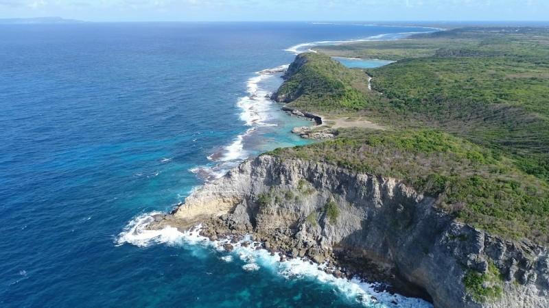 4K Drone Video | Saint-François, Guadeloupe