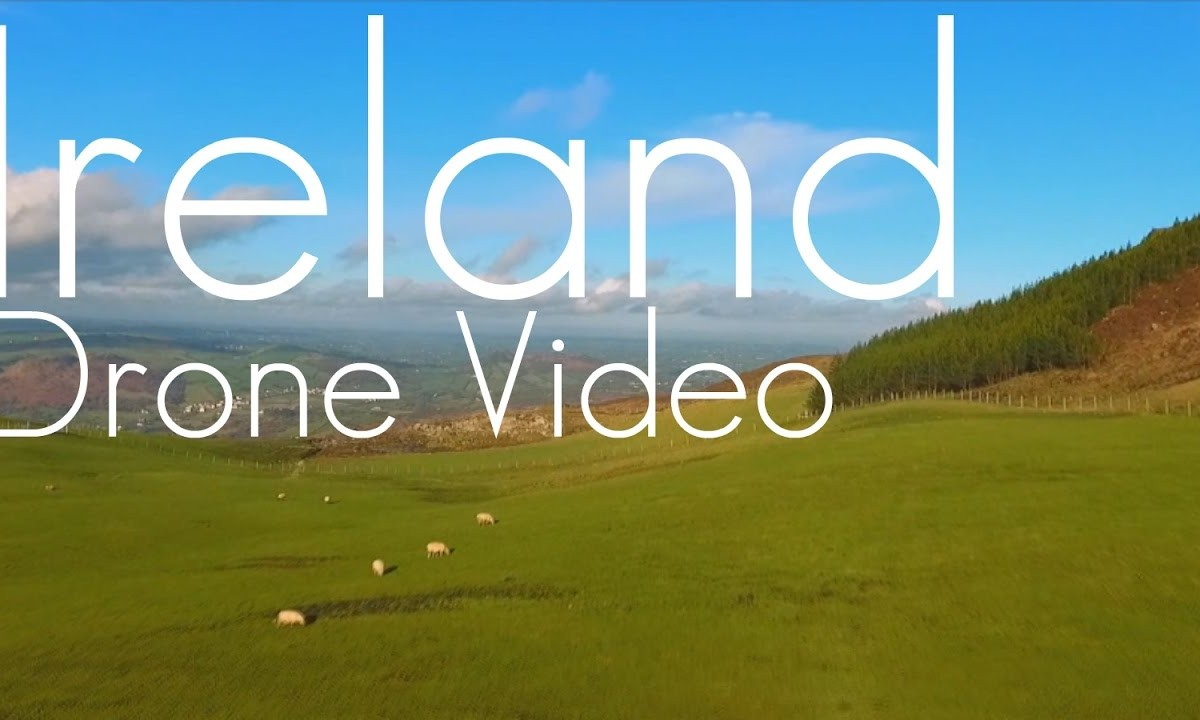 Drone Video Of Ireland – Featured Creator Andrew Grant