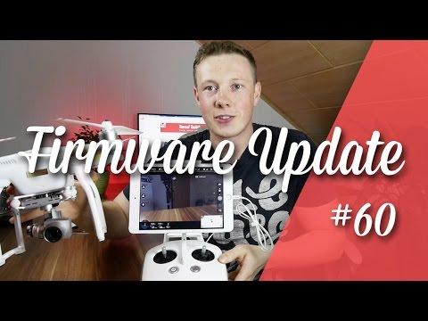 Dji Phantom 3 Update , wie man es installiert  // deutsch // FHD 60fps / #60