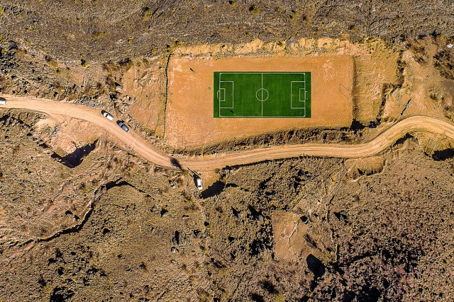 Football in the Jabal