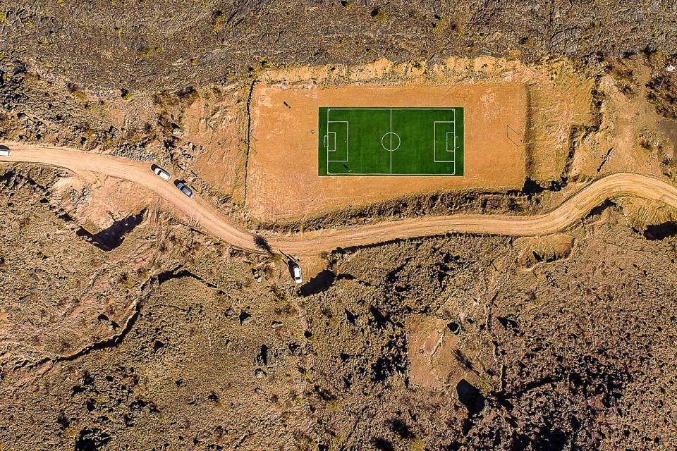 Football in the Jabal