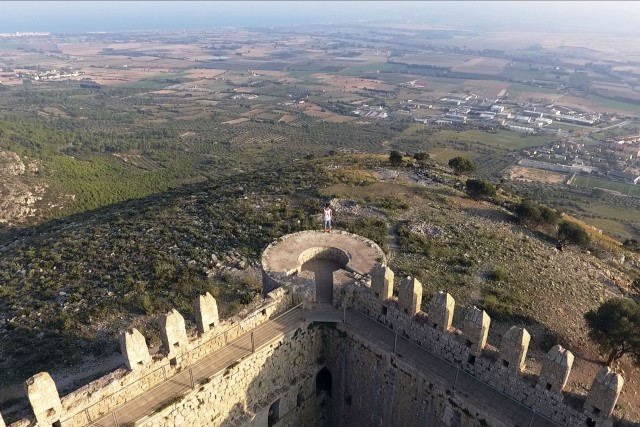 Castell Montgrí