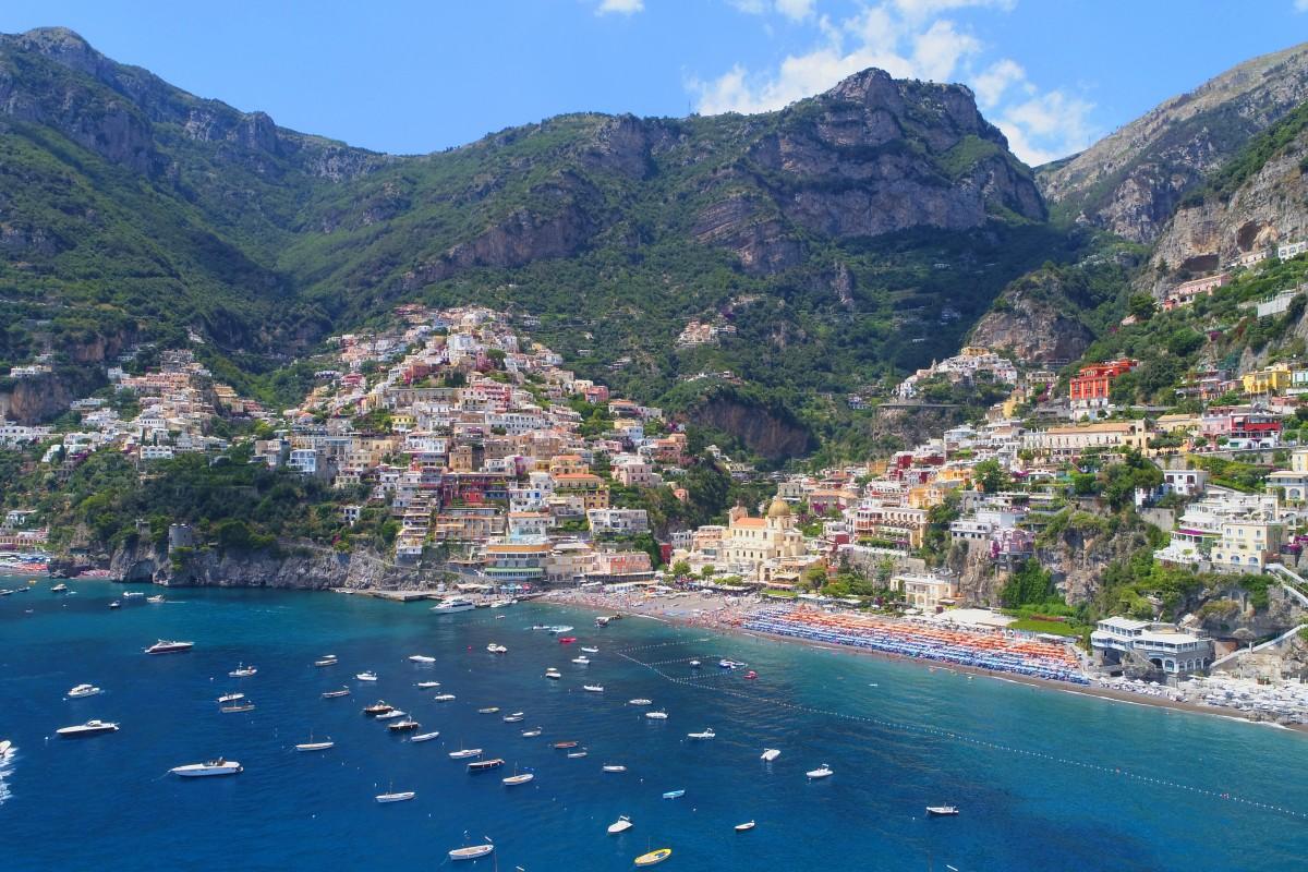 Positano,amalfi coast