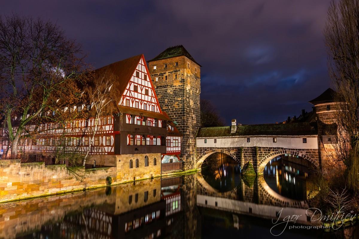 Nürnberg  Weinstadel