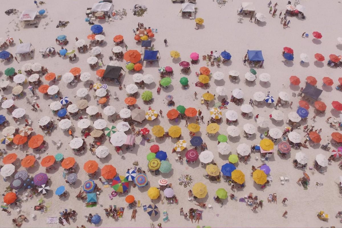 Praia de Cabo Frio RJ.