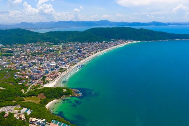 Bombas Beach, Santa Catarina, Brazil