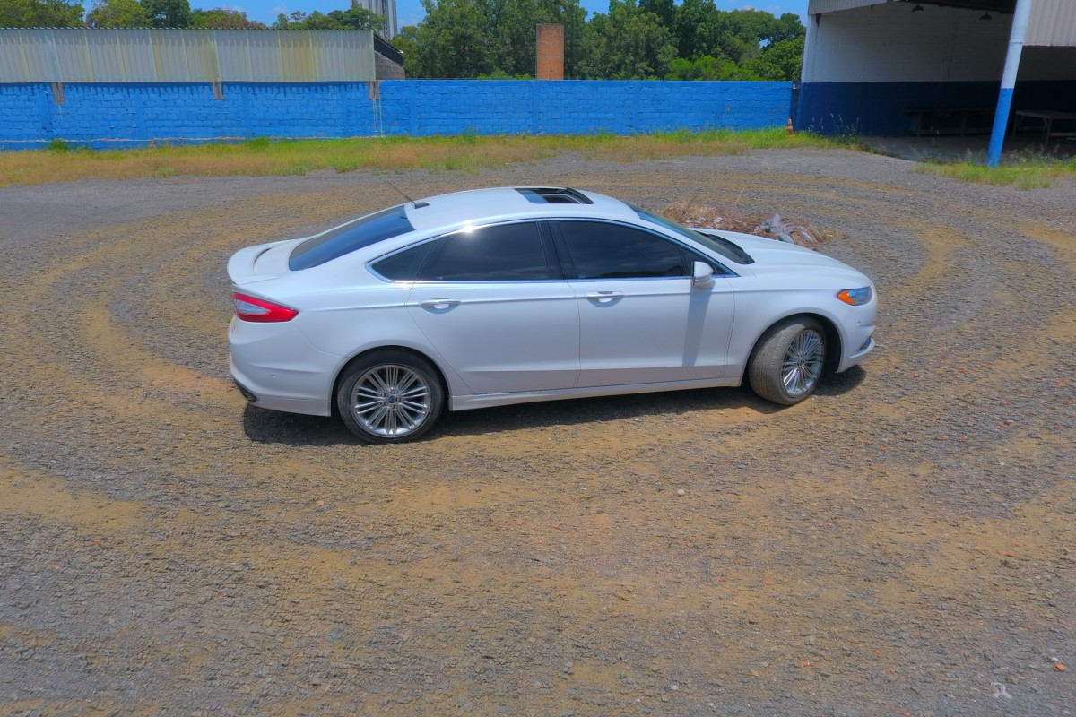 Having Fun With a Ford Fusion