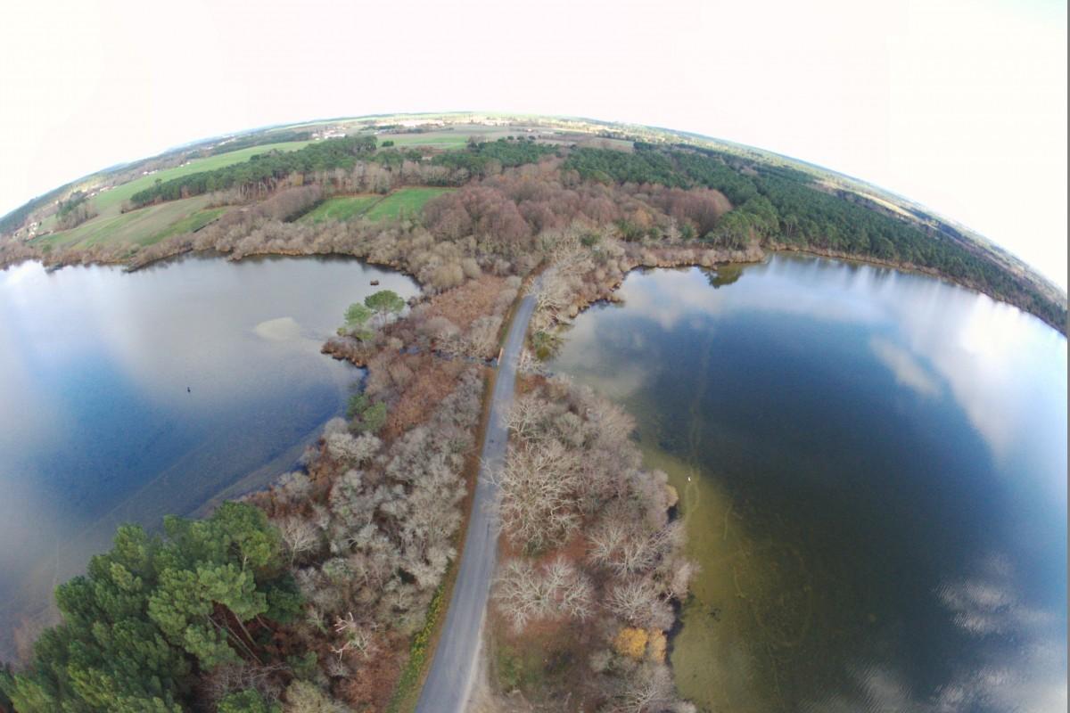 lac étang blanc