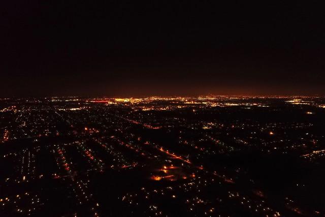 CLE At Night