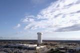 Water tower sky