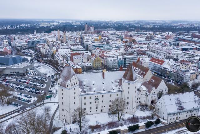 Neues Schloss / Altstadt Ingolstadt