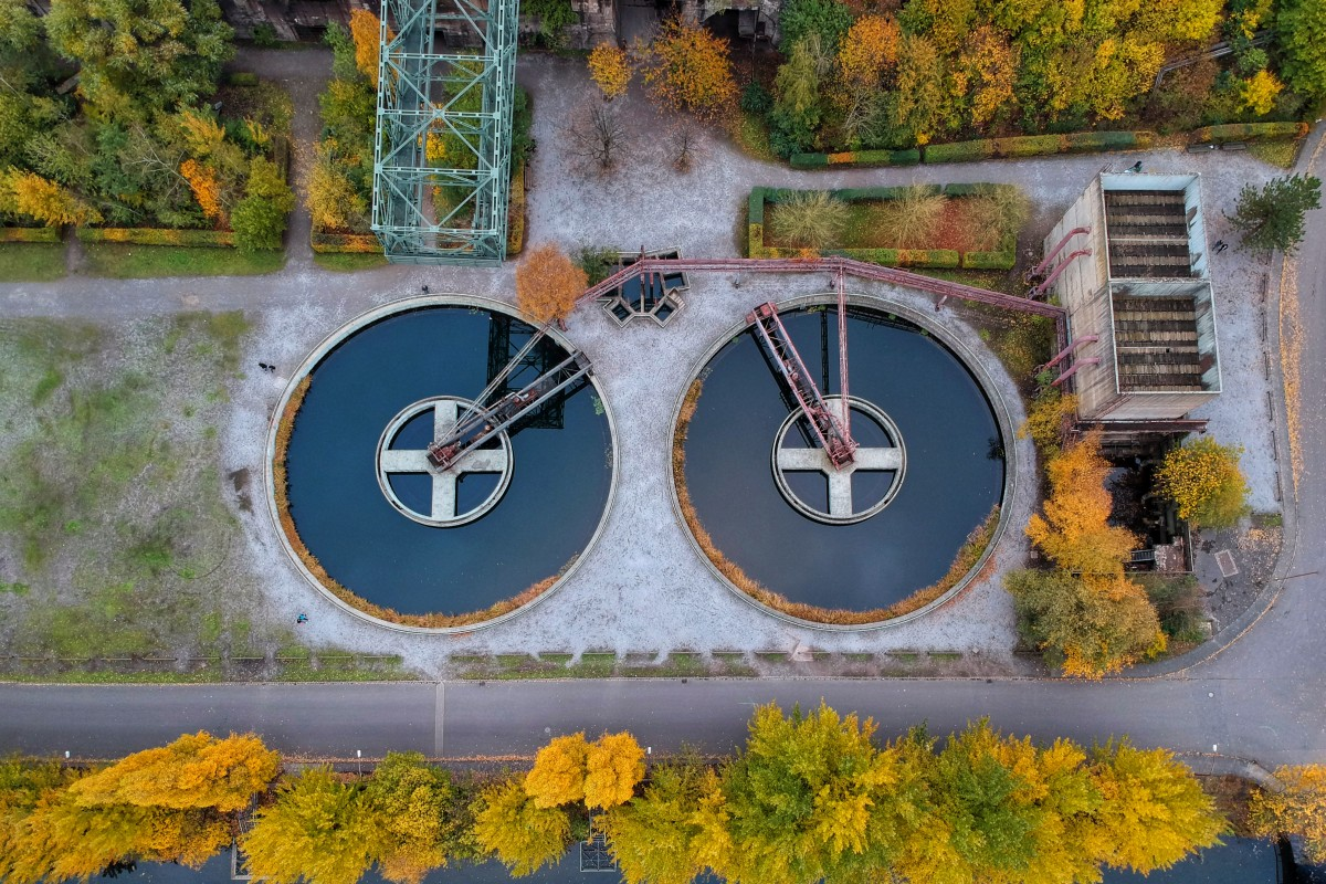 Two Discs – Landschaftspark Duisburg-Nord