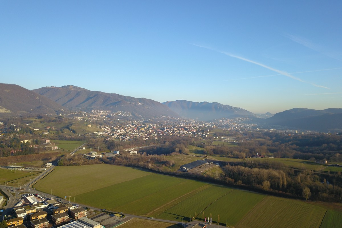 South of Switzerland