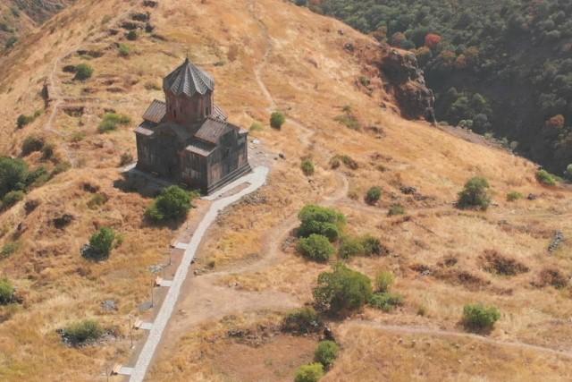 Amberd fortress. Armenia