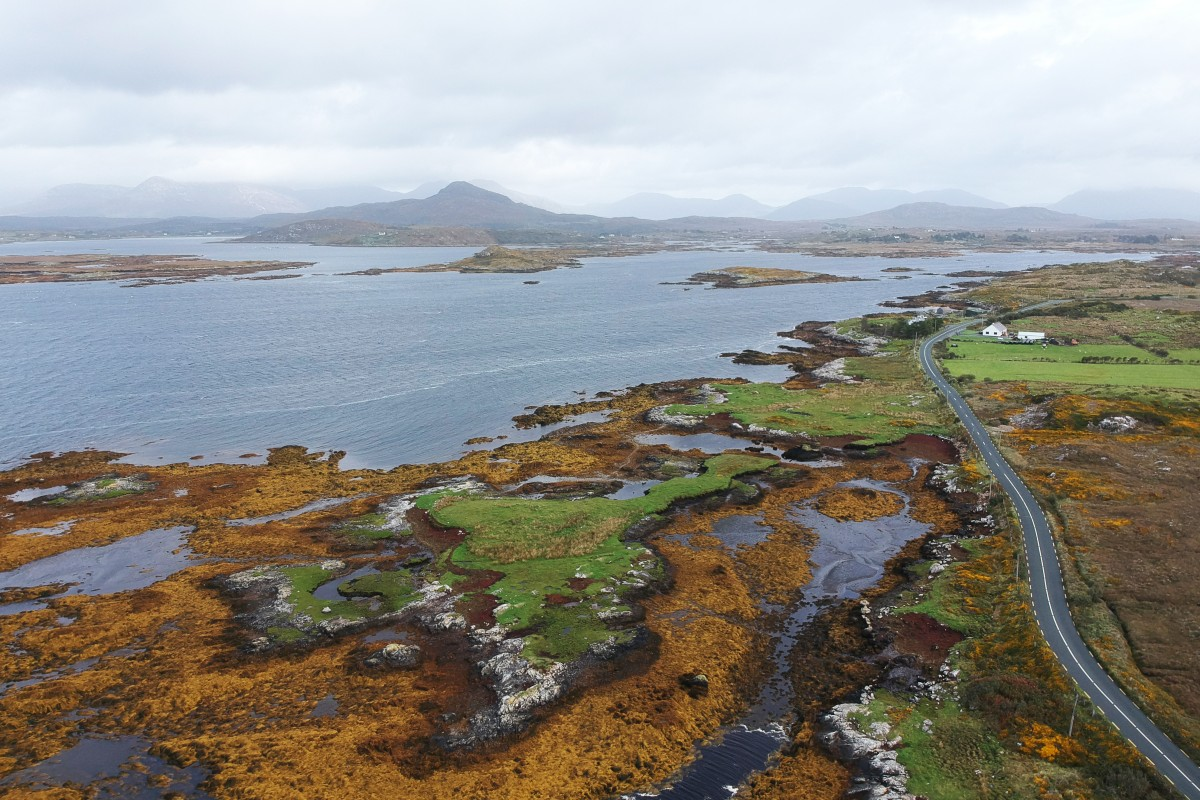 Ireland – Wild Atlantic Way – Clifden, Connemara, County Galway