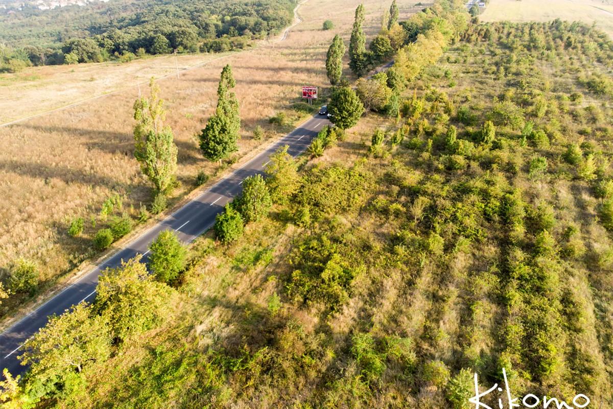 Varna – Burgas landscape