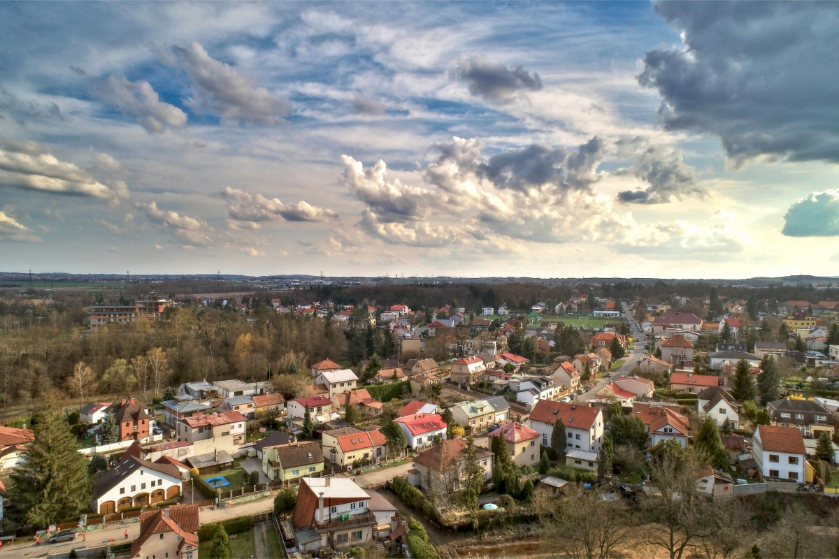 Villas, Czech Republic