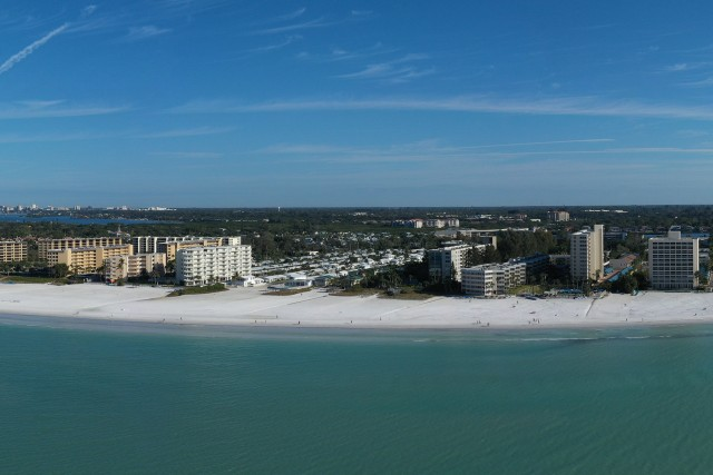 Siesta Key Beach, Sarasota, Florida, #1 beach in the USA (Trip Advisor)