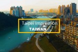 Taipei Impression by Drone