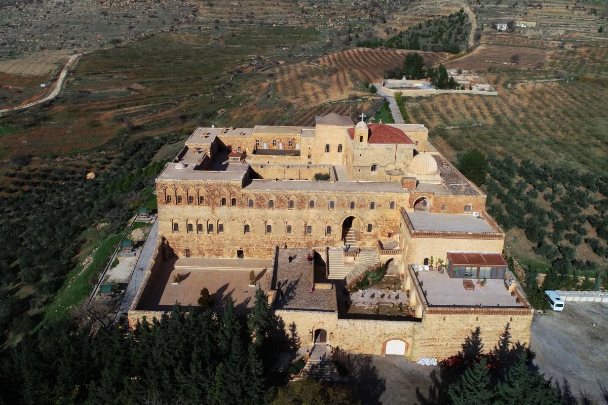 Deyrulzafaran Monastery Mardin